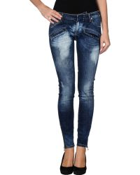 Pierre Balmain | Denim Trousers | Lyst