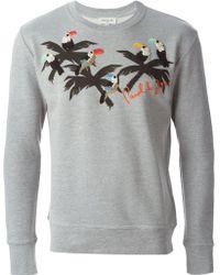 Paul & Joe - Toucan Sweatshirt - Lyst
