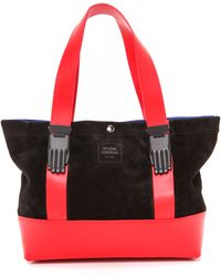Opening Ceremony - Millie Small Tote - Cobalt Multi - Lyst