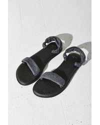 Sanuk Yoga Duet Sandal - Grey