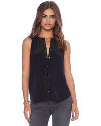 Joie Therese Tank - Lyst
