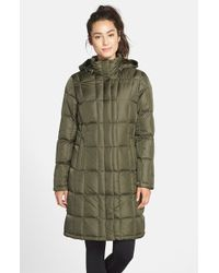 The North Face - 'metropolis' Parka - Lyst