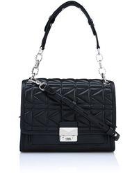 Karl Lagerfeld | K/kuilted Handbag | Lyst