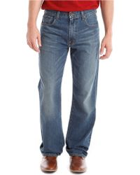 Lucky Brand 181 Relaxed Straight-Leg Jeans - Lyst