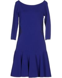 Elie Saab | Short Dress | Lyst