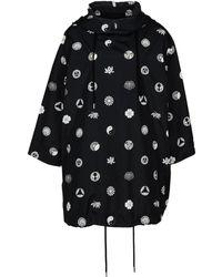 Stella McCartney Jones Jacket black - Lyst