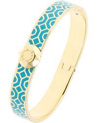 Trina Turk Patterned Bangle Bracelet - Lyst