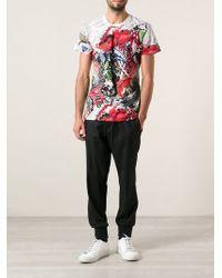 Jonathan Saunders Seldon Tshirt - Lyst
