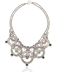 Ziio - Couture Necklace - Lyst