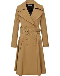 Bouchra Jarrar Saharien Canvas Trench Coat - Lyst