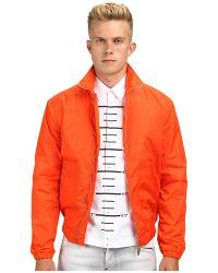 DSquared2 Nylon Jacket - Lyst