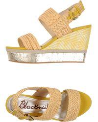 Blackmail - Sandals - Lyst