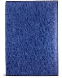 prada saffiano leather passport holder card case