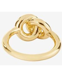 Giles & Brother | Knot Ring | Lyst