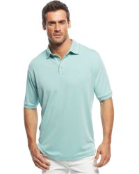 Tommy Bahama All Square Polo - Lyst