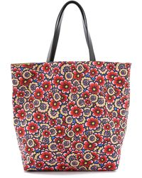 House of Holland Tote Amaze Reversible Tote - Flower Multi - Lyst