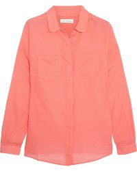 Chinti And Parker Voile Shirt - Lyst