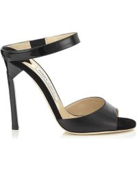 Jimmy Choo Black Deckle - Lyst