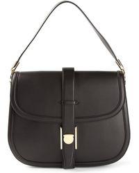 Ferragamo Elly Shoulder Bag - Lyst
