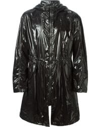 Givenchy Hooded Oversize Parka - Lyst