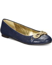 American Living - Donica Flats, A Macy's Exclusive Style - Lyst