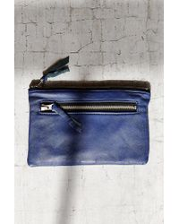Urban Renewal - Pelechecoco Leather Pouch - Lyst