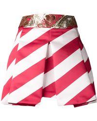 Manish Arora Candycane Skirt - Lyst