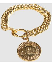 Chanel Bracelet - Lyst