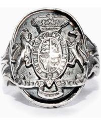 Goti Monarch Ring - Lyst