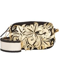 Marni Flower Appliqué Camera Bag - Lyst