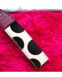 House Of Holland Bag Of Tricks Clutch - Lyst