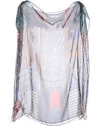 The Textile Rebels Top - Lyst