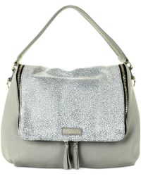 Kenneth Cole Reaction Avery Twoinone Convertible Hobo - Lyst