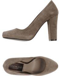 Leathland - Court - Lyst