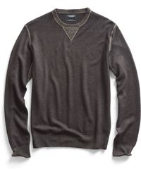 Todd Snyder Cashmere Sweater - Lyst