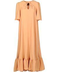 Biba - 3/4 Length Dress - Lyst