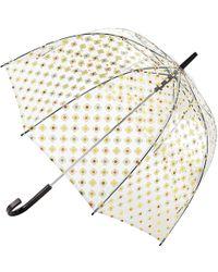 Orla Kiely - Vinyl Floral Birdcage Umbrella - Lyst