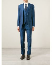 Boss by Hugo Boss 'Huge3/Genius2 We' Suit blue - Lyst