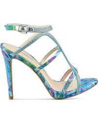 Guess - Women's Adalee Rhinestone Dress Sandals - Lyst