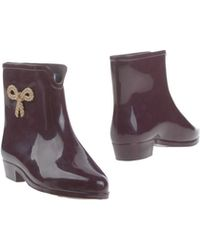 Mel by Melissa Ankle Boots - Lyst
