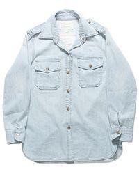 Current/Elliott Perfect Shirt - Lyst