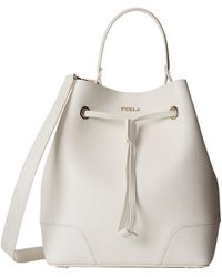 Furla Stacy Small Drawstring - Lyst