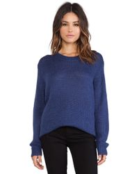 Cheap Monday Vast Knit Sweater - Lyst