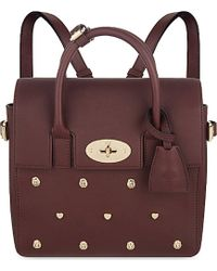 Mulberry Mini Cara Delevingne Bag - For Women - Lyst
