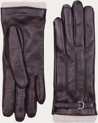 Bally - Cashmere Gloves - Lyst
