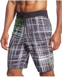 Adidas Matrix V Printed Board Shorts - Lyst