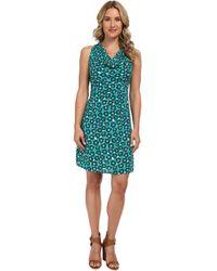 Tommy Bahama Sea Poppy Short Halter Dress - Lyst