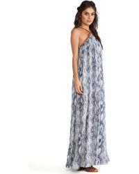Rachel Zoe Long Dress - Lyst