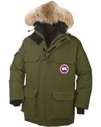 Canada Goose montebello parka outlet price - Canada goose Expedition Down Parka in Blue for Men (Royal Pbi Blue ...