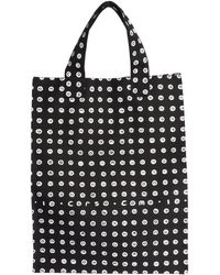 10 Corso Como - 10 CORSO COMO Logo canvas shopping bag - Lyst
